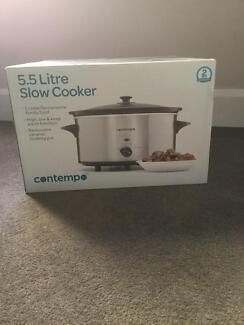 Slow Cooker (5.5lt)