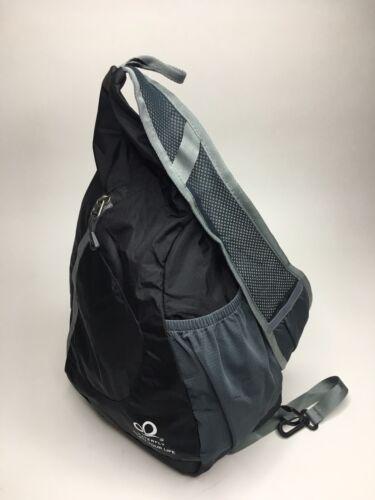 WATERFLY Sling Bag Crossbody Nylon Sport/Cycling/Hiking Bag