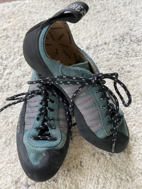 Boreal Fusion Yourh Size 3 Climbing Shoes