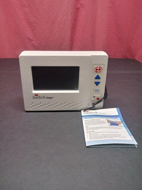 Sun Tech Tango+ Stress Test Blood Pressure Monitor
