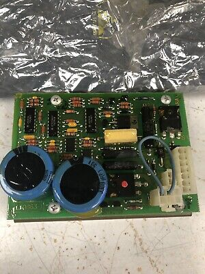 Lincoln Electric Ln-25 Welder Contactor Printed Circuit Board L10863-1