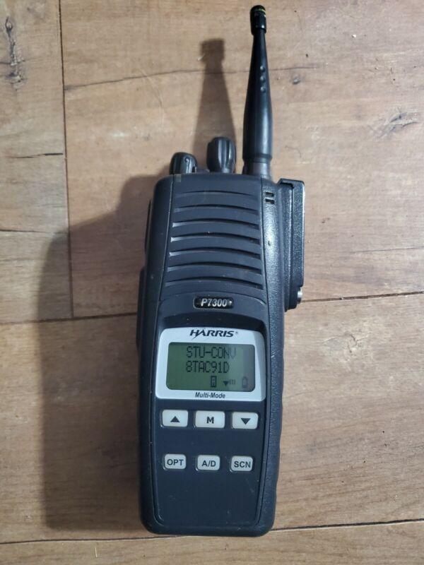 Harris P7300 Multi-Mode2 Way Radio
