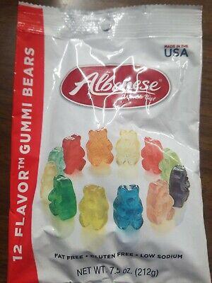 Albanese Worlds Best 12 Flavor Gummi Bears 7.5 oz Gummy