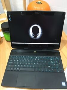 Alienware m15 gaming laptop with RTX2060 and 144hz screen