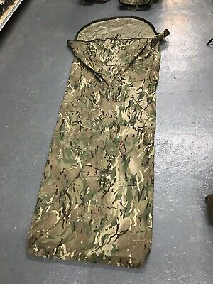 Genuine British Army Issue MTP Goretex Bivi / Bivvy Sleeping Bag Cover