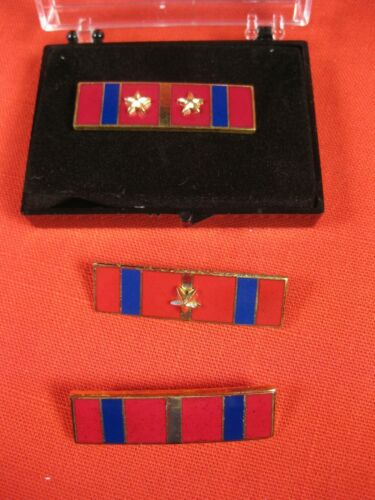 SALVATION ARMY OFFICER LONG SERVICE PINS 25 30 35 YEARS