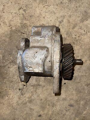 Ih Farmall 400 450 Super M Smta Gas Hydraulic Pump Antique Tractor