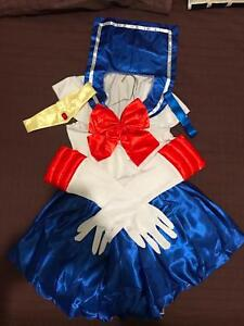 SAILOR MOON COSPLAY COSTUME (SIZE L)