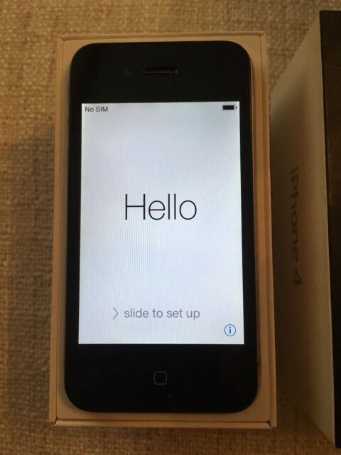 Apple iPhone 4 16gb EE/T-Mobile