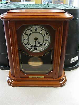 National Guard Freedom Salute Clock NEW FREE SHIPPING