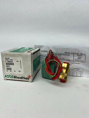 Asco Redhat Solenoid Valve 8263h200