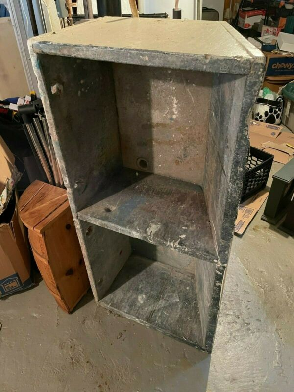Vintage Alberene Soap Stone Sink with Legs