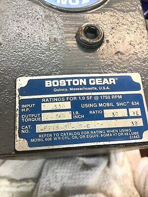 700 Series Boston Gear B10