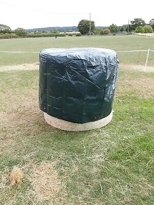 Round bale cover - Round Hay / Straw bale covers