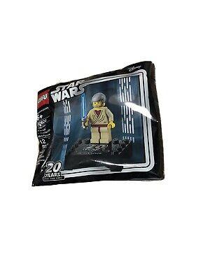 LEGO 30624 Star Wars Obi-Wan Kenobi Minifigure - 20th Anniversary