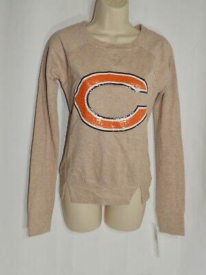 Women Teen NFL Chicago Bears Sweatshirt Size XS, XL BRAND (Nfl Chicago Bears Sweatshirt)