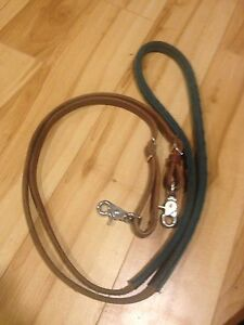 Western and English reins for sale