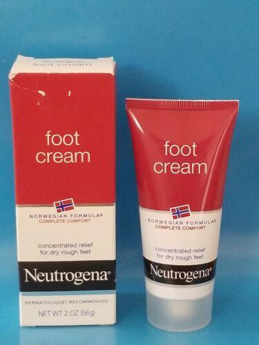 Neutrogena Norwegian Formula Foot Cream-2 oz