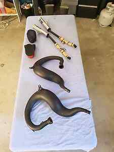 Yamaha banshee exhaust Toomey T6 Prestons Liverpool Area Preview