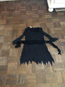 Costume de sorciere Halloween pour fille/ Witch costume