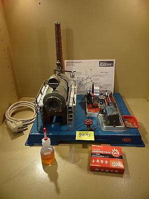 Dampfmaschine Wilesco D20el D202  D20 mit Zubehör / 60er Jahre