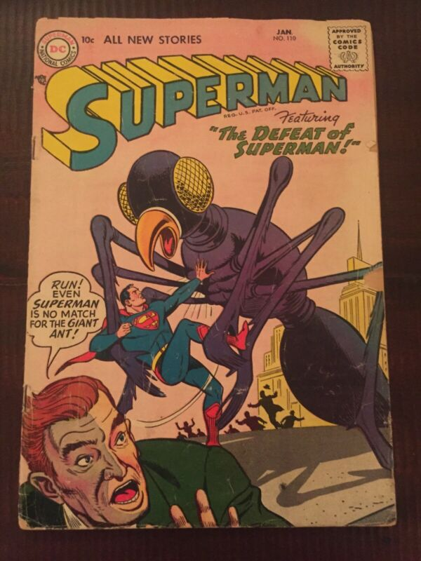 Superman 110