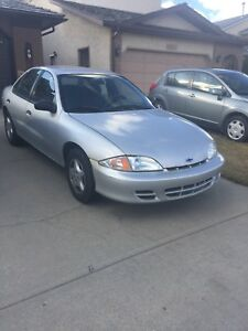 2002 Chevy cavalier 1 OWNER