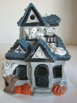 HAUNTED HOUSE POTPOURRI Wax Chips Tea Light Halloween Decor House of Llyod