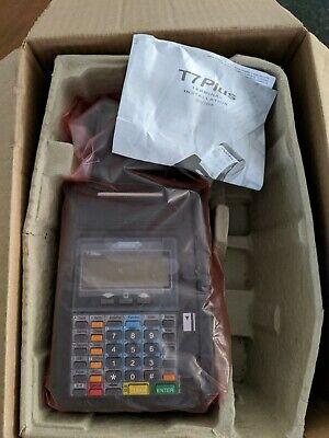 New Hypercom Model T7plus Credit Card Terminal