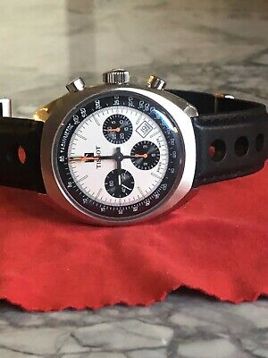 Tissot Heritage Chronograph Automatic Silver Dial Men's Watch T124.427.16.031.00