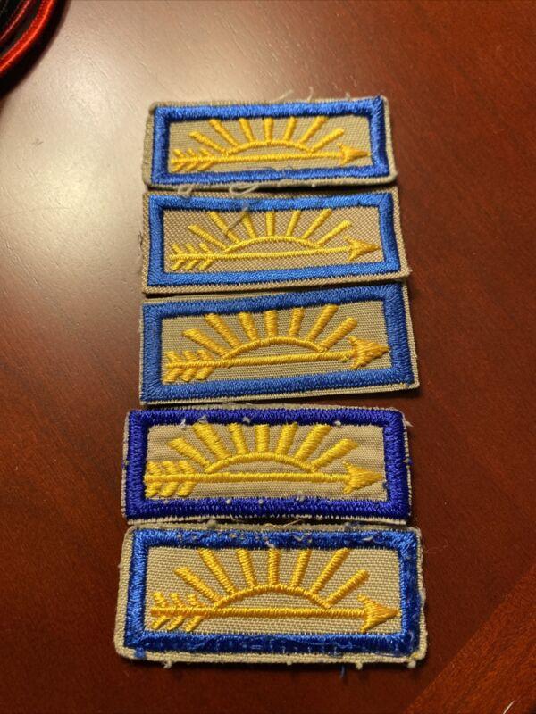 Current Issue Boy Scout BSA Arrow Of Light Cub Scout Uniform Patch