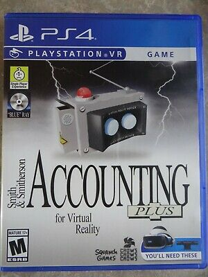 Limited Run Games Accounting + Plus Playstation 4 VR PS4 Best Buy (Best Campaign Games Ps4)