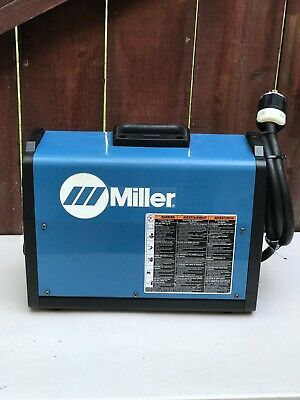 Miller Cst -280 Stick Or Tig Welder