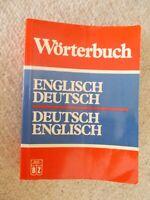 kleines Wörterbuch englisch deutsch - deutsch englisch Brandenburg - Eberswalde Vorschau