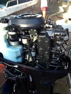 90 hp  tohatsu outboard