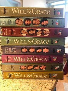 Will & Grave DVD seasons 1-8