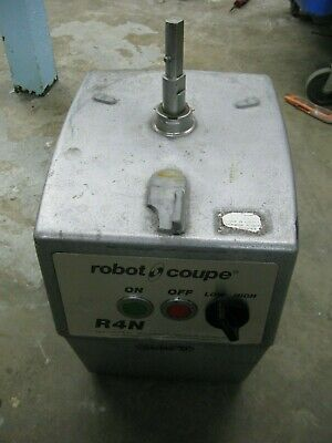 Robot Coupe R4n Series D Heavy Duty Food Processor Commercial