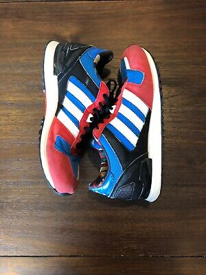 Adidas 3 Stripe Men's Sneakers Size 7.5 US Good Condition
