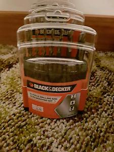 Black & Decker Drill Bit Set Highclere Burnie Area Preview
