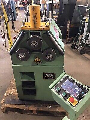 Eagle Roll Bending Machine Cp40h