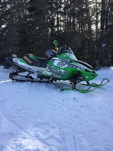 """2005 arctic cat f7 extended 144"""""""