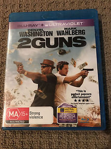 2 Guns Blu Ray The Junction Newcastle Area Preview