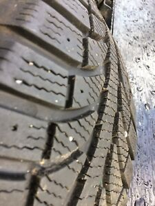 4 Winter tires 215 60/16