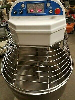 Univex 80 Kg Bowl 3 Phase Completely Refurbished Spiral Mixer In Los Angeles