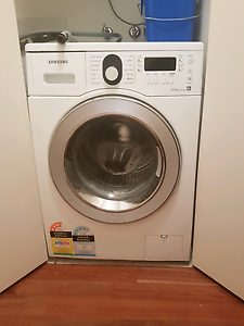 8kg Front Loader Samsung Washing Machine West Perth Perth City Area Preview