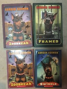 Gordon Korman books and other popular books