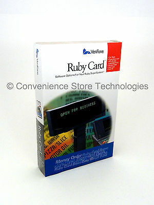 New Verifone Ruby Card P040-07-508 Workstation Card For Sapphire V950