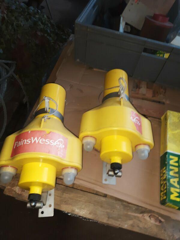 Pains Wessex Manoverboard Mk9
