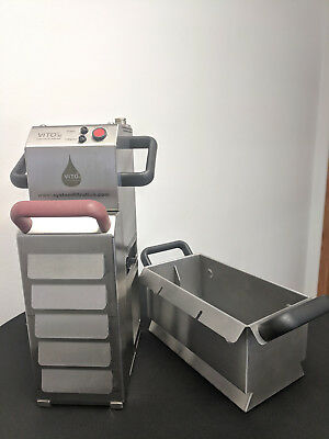 Vito 50 Oil Filter System - Frying Oil Filter