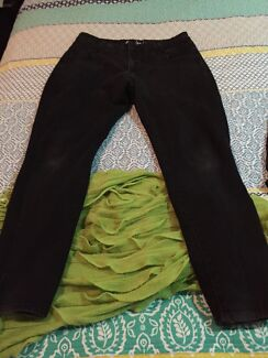 City chic size 18 skinny jeans